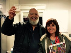 Zita And Michael Eavis