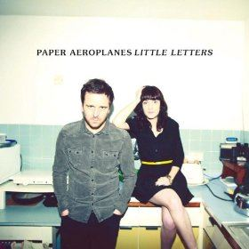 Paper Aeroplanes - Little Letters