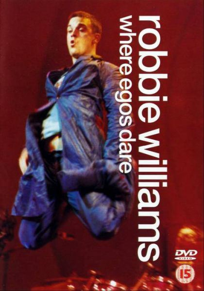 Robbie Williams - Where Egos Dare: Live At Slane Castle (DVD)