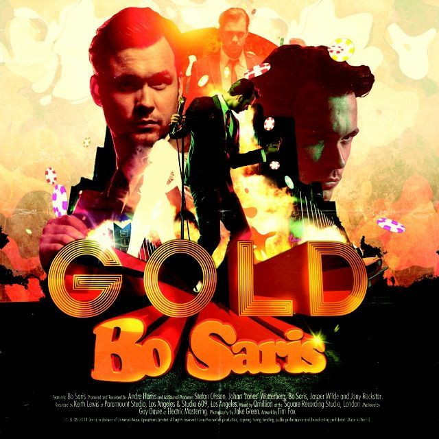 Bo Saris - Gold