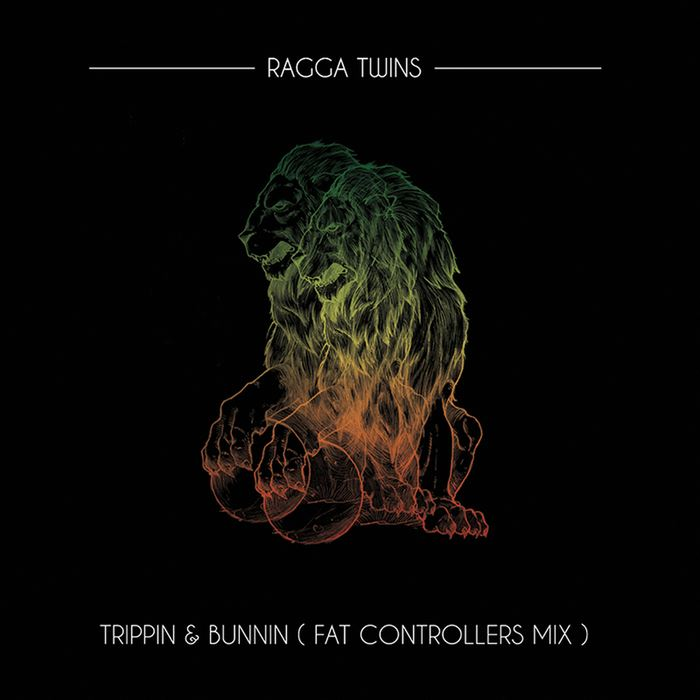 Ragga Twins - Trippin' And Bunnin'