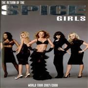 Spice Girls - The Return Of The Spice Girls Tour