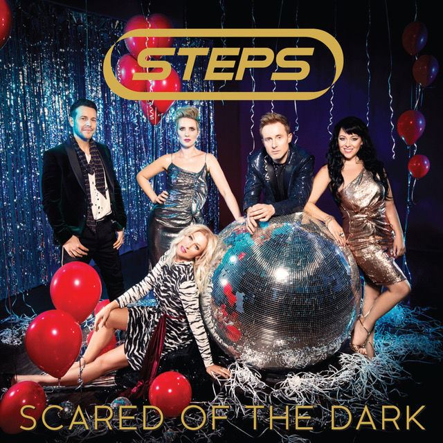 Steps - Scared Of The Dark [Dan Frampton Mix]