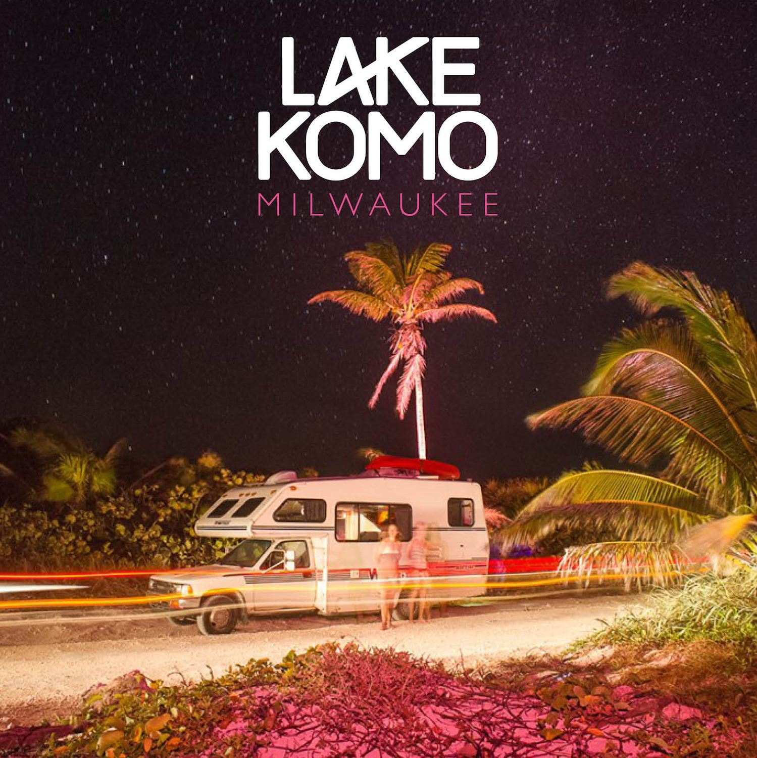 Lake Komo - Milwaukee