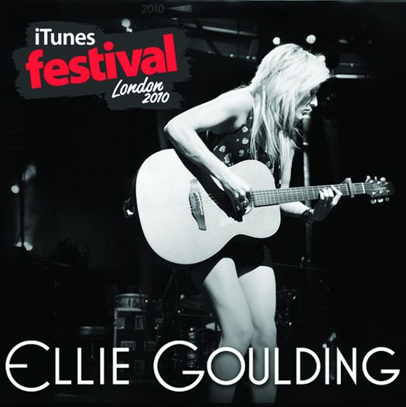 Ellie Goulding - iTunes Festival: London 2010