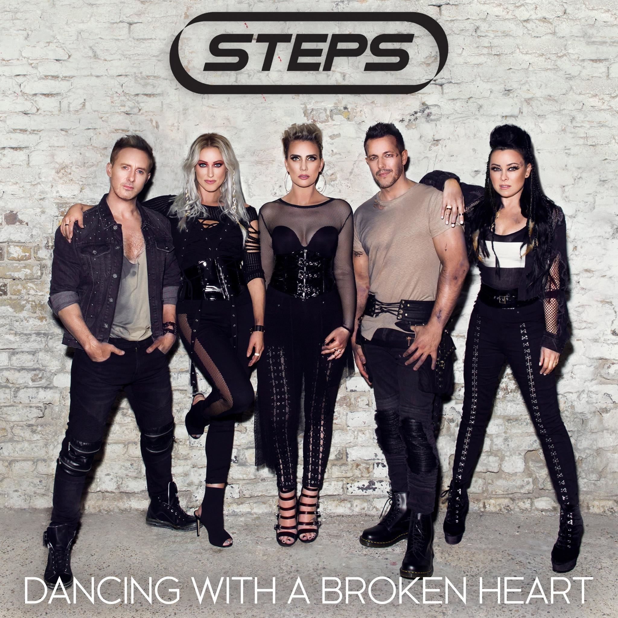 Steps - Dancing With A Broken Heart