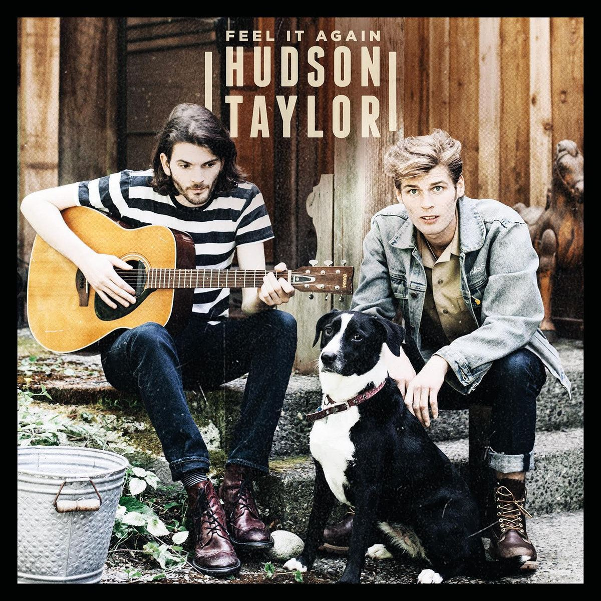 Hudson Taylor - Feel It Again EP