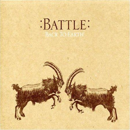 Battle - Back To Earth
